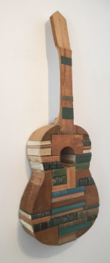 Peter Hill Artist guitar