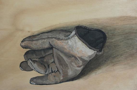 Peter Hill Artist Northcliffe